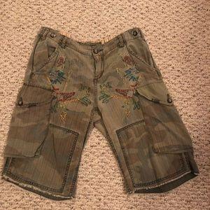 Da-Nang Camo shorts